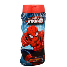 Spiderman Shower
