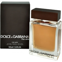 DOLCE GABBANA The One for Men After Shave ( voda po holení ) 100 ml