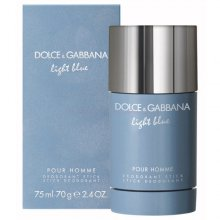 DOLCE GABBANA Light Blue pour Homme Deostick 75 ml
