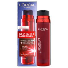 L´oreal Revitalift Laser Renew Global Care SPF 25 - Pleťové sérum 50 ml