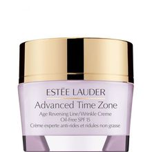 Estee Lauder Advanced Time Zone Age Reversing Line/Wrinkle Creme Oil-Free - Krém proti vráskám 50 ml