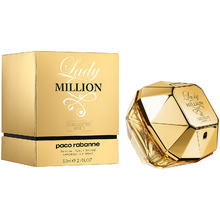 PACO RABANNE Lady Million Absolutely Gold Parfém 80 ml