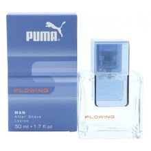 PUMA Flowing Man After Shave ( voda po holení ) 50 ml