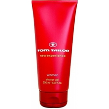 TOM TAILOR New Experience Sprchový gel 200 ml