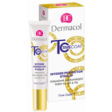 Dermacol Time Coat Intense Perfector Eye & Lip - Intenzivně zdokonalující krém na oči a rty 15 ml