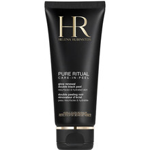 Helena Rubinstein Pure Ritual Care-In-Peel Double Black Peel - Hydratační čisticí peeling 100 ml