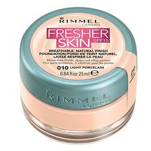 Rimmel Fresh Skin Foundation SPF15 - Make-up 25 ml - 200 Soft Beige