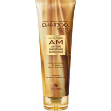 Alterna Bamboo Smooth Anti-Frizz AM Daytime Smoothing Blowout Balm - Uhlazující krém na vlasy 150 ml