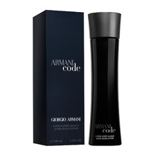 ARMANI Code for Men After Shave ( voda po holení ) 100 ml
