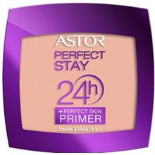 Astor Perfect stay 24h Make Up 1 Powder - Pudrový make-up 7g - 200 Nude