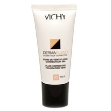 Vichy Dermablend 16h SPF 35 - Fluidní korektivní make-up 30 ml 30 ml - 45 Gold