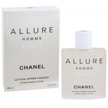 CHANEL Allure Homme Blanche After Shave ( voda po holení ) 100 ml