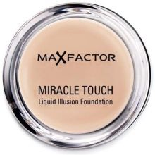Max Factor Miracle Touch Liquid Illusion Foundation - Make-up pro hedvábný vzhled 11,5 g - 65 Rose Beige
