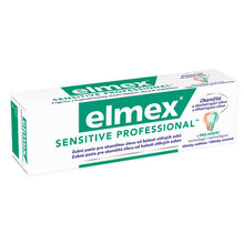 Elmex Sensitive Professional ToothPaste - Zubní pasta 75 ml
