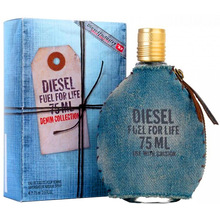 DIESEL Fuel for Life Man Denim Collection pánská toaletní voda 75 ml