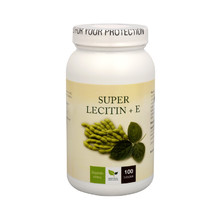 Natural Medicaments Super Lecitin + E 100 tob.