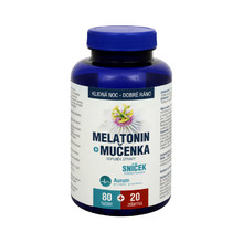 Melatonin Mučenka